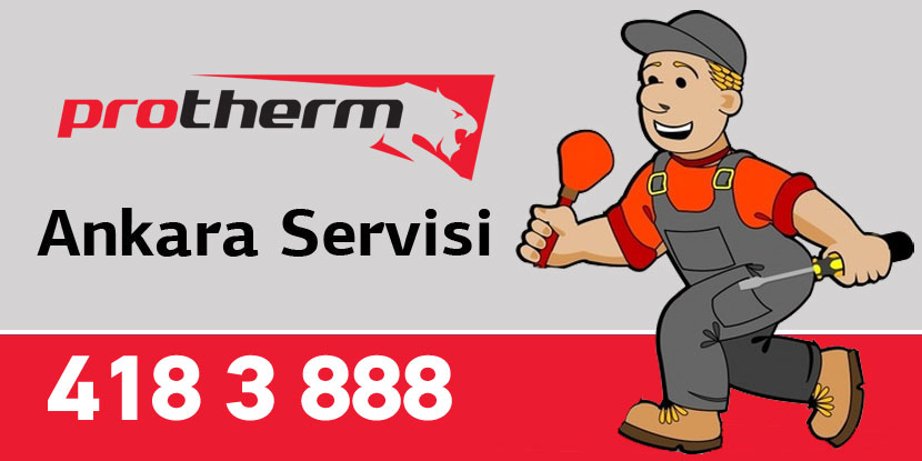 İncek Protherm Servisi